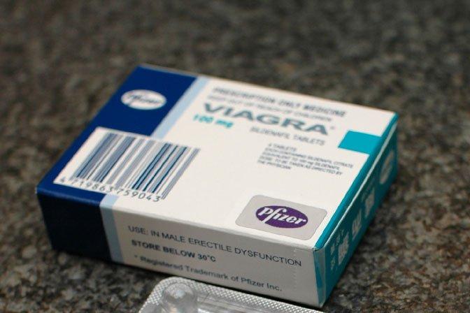Is viagra a scheduled drug
