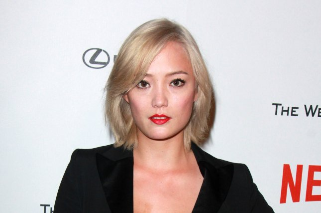 Pom Klementieff at The Weinstein Co. and Netflix Golden Globes after-party on Jan. 11, 2015. The actress will star in 'Guardians of the Galaxy 2.' File Photo by Helga Esteb/Shutterstock