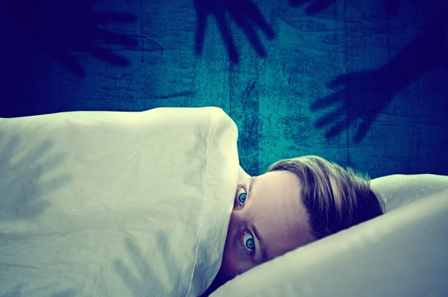 Nightmares linked to insomnia, depression in new study. Photo by lassedesignen/Shutterstock