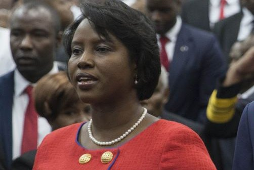 Haitian first lady recounts husband's assassination in recorded message