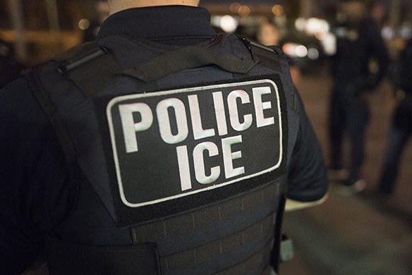 Immigrations and Customs Enforcement will stop conducting mass raids of workplaces that employ undocumented workers. File Photo courtesy Immigration and Customs Enforcement