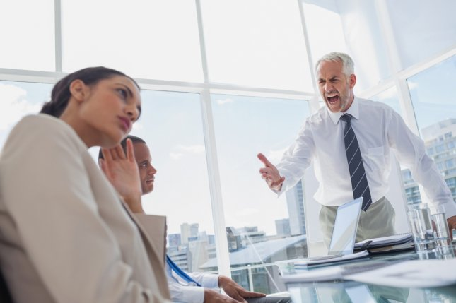 Employees benefit from standing up to hostile bosses - UPI.com