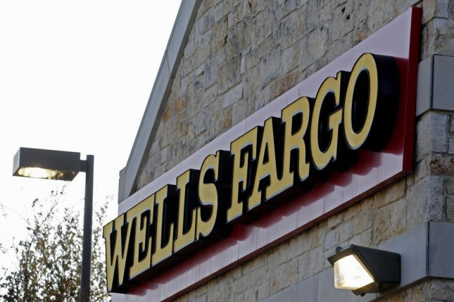 Wells Fargo is one of four banks sued in federal court over the Paycheck Protection Program. File Photo by Larry W. Smith/UPI