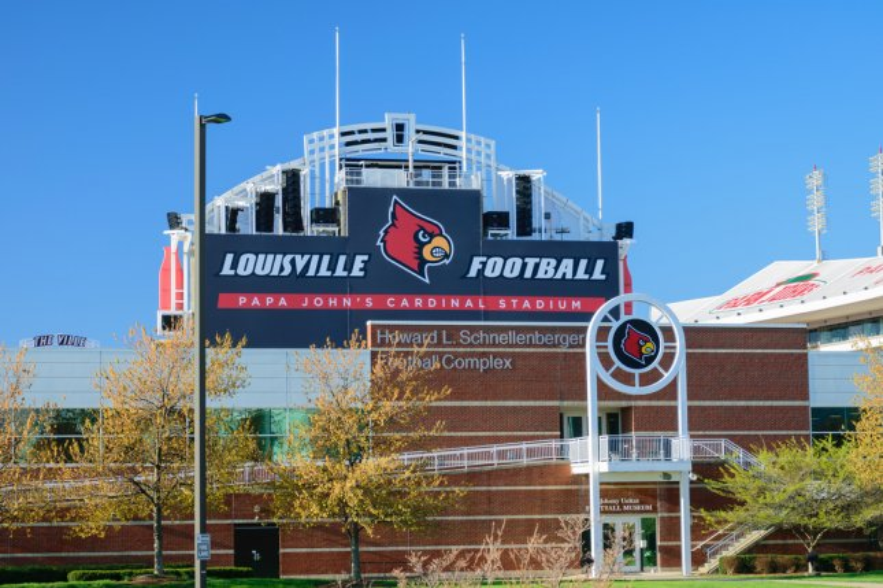 Louisville vs. Virginia game postponed