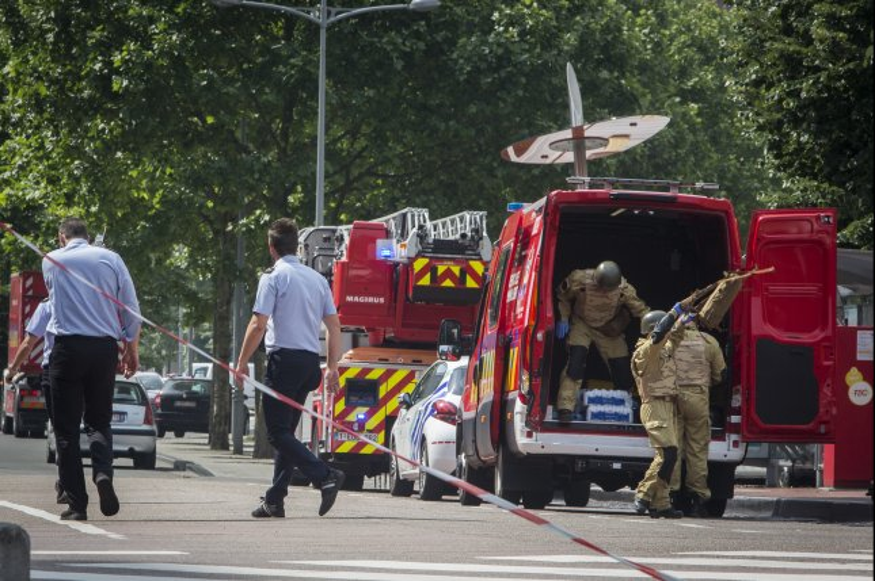 Three dead in Belgium shooting
