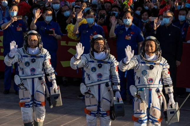 Trio of Chinese astronauts back to Earth after Beijing's longest space mission