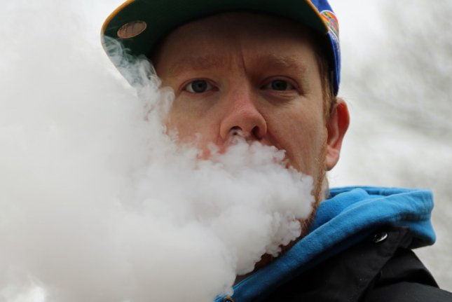Vaping taxes may drive conventional cigarette sales, study finds. File photo by kevsphotos/Pixabay
