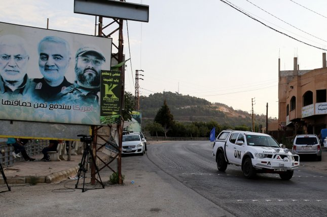 Hezbollah claims responsibility for firing rockets into Israel