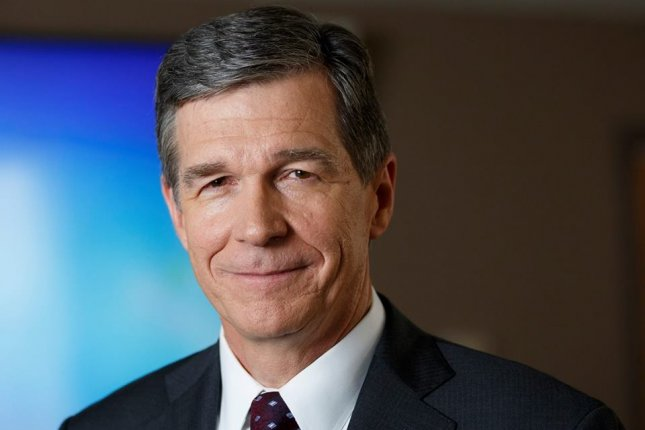 Roy Cooper, a Democrat, was elected governor of North Carolina in November, defeating Gov. Pat McCrory, who had battled the federal government over the state's Public Facilities Privacy & Security Act, known as the bathroom bill. On Tuesday, Gov. Cooper revealed a three-part proposal that would include the repeal of the bill. Photo by Official Office of Governor Roy Cooper.