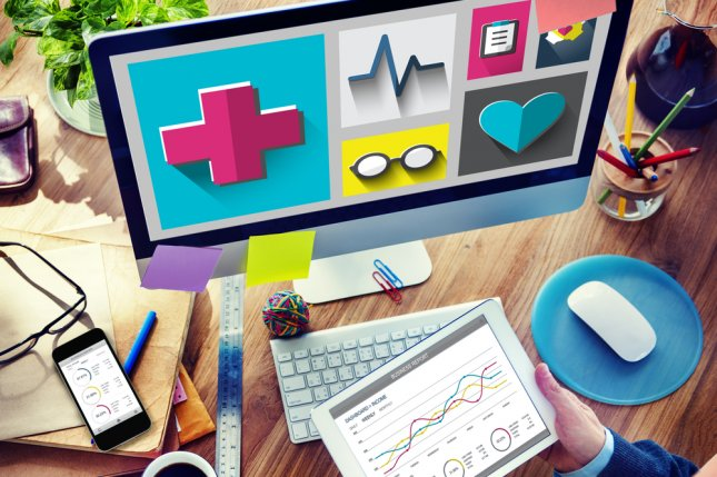 Type 1 diabetes patients have taken to telemedicine during the COVID-19 pandemic and, because the visits are often centered on reviewing data and health practices, for many it appears virtual visits are as effective as in person office visits, researchers say. File Photo by Rawpixelcom/Shutterstock