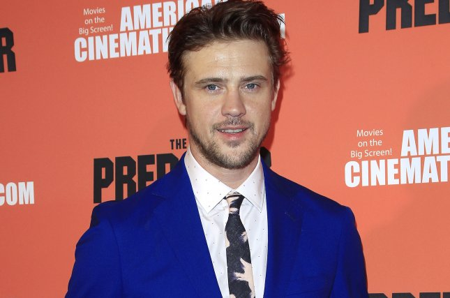 Boyd Holbrook, seen here at the screening of The Predator in 2018, stars inSundance movie Eight for Silver. File Photo by Nina Prommer/EPA-EFE
