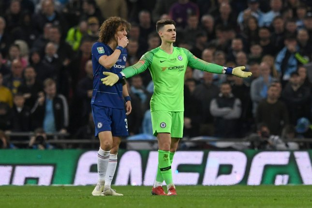 save off 2f3dd 9db80 Chelsea fines GK Kepa for substitution refusal at Carabao ...