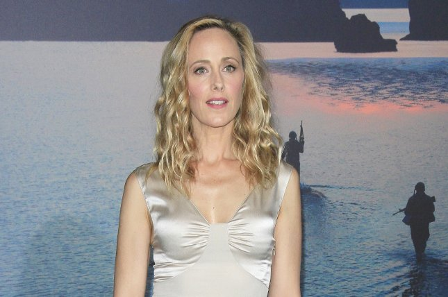 Kim Raver said she's so excited to reprise Teddy Altman in Season 15 of Grey's Anatomy. File Photo by Nina Prommer/EPA