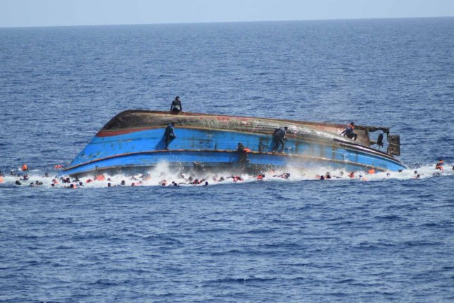 The United Nations said 164 people have died on the trek between Libya and Europe over the first four months of 2019. File Photo courtesy Marina Militare Italiana