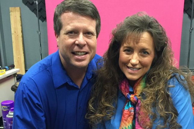 Jim Bob (L) and Michelle Duggar sayd they are looking forward to new adventures after TLC canceled their family's reality show, Counting On. File Photo: Duggar Family Official/Facebook