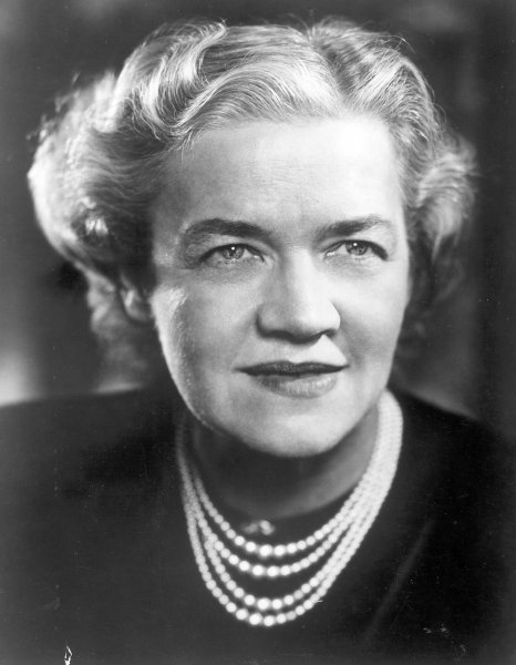 On September 13, 1948, Margaret Chase Smith became the first woman to be serve in both the U.S. House and U.S. Senate, representing Maine as a Republican. File Photo courtesy of the U.S. Senate