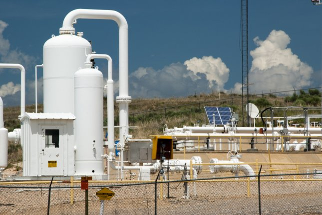 Industry report finds shale natural gas production in the United States on the rise, despite a decline in upstream activity sector-wide. Photo by Jim Parkin/Shutterstock