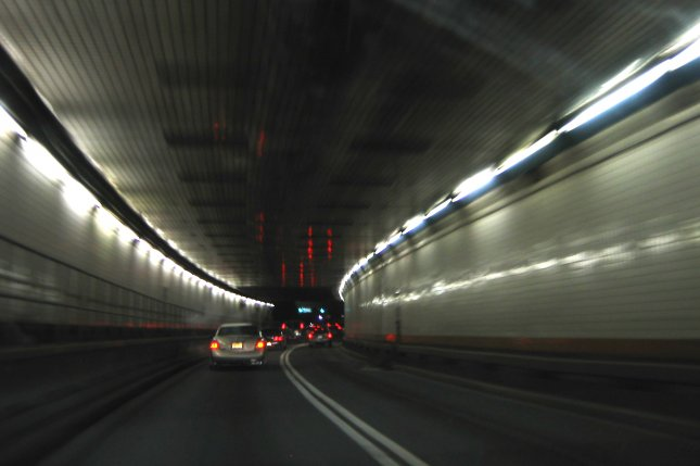 On November 13, 1927, the Holland Tunnel was opened under the Hudson River, linking New York City and New Jersey. File Photo by Kmf164/CC