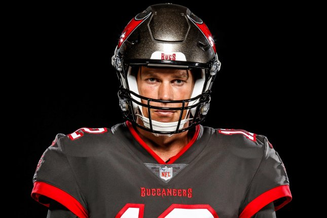 New Tampa Bay Buccaneers quarterback Tom Brady has drawn criticism after he hosted private workouts at a high school in Tampa, Fla. Photo courtesy of the Tampa Bay Buccaneers