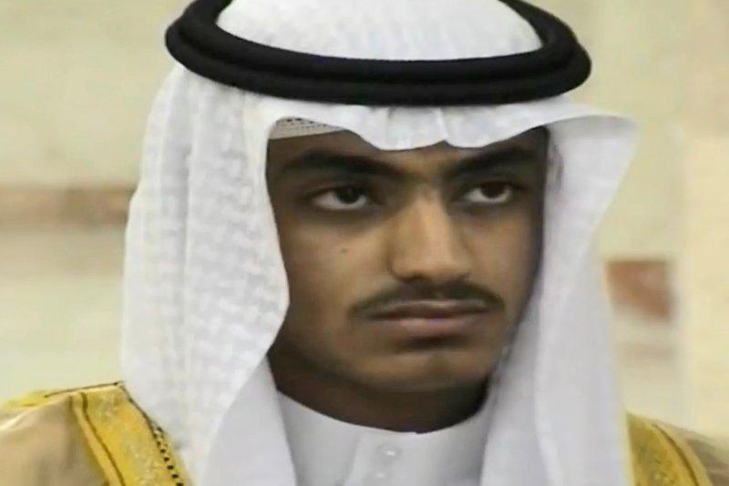Hamza bin Laden, the son of al-Qaida leader Osama bin Laden, died sometime in the last two years. Photo by CIA/EPA-EFE