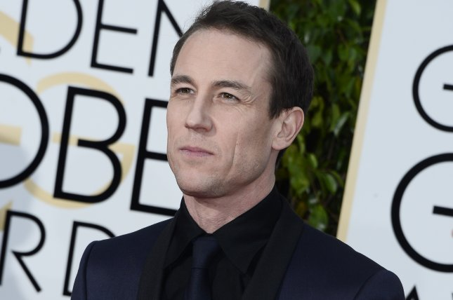 Tobias Menzies is mourning the death of Britain's Prince Philip, whom he played on The Crown. File Photo by Paul Buck/EPA