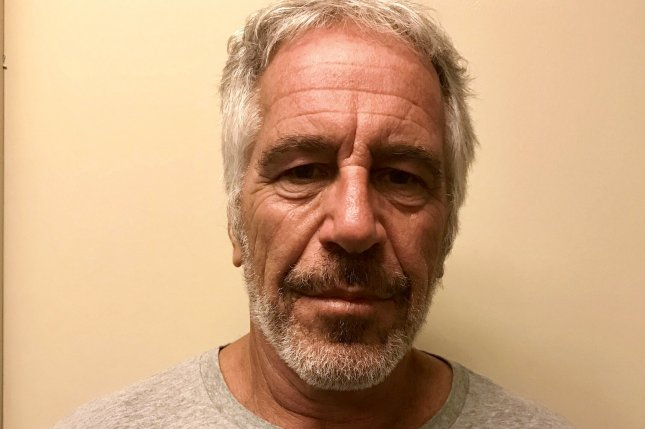 Lifetime is working on a docu-series about accused sex trafficker Jeffrey Epstein. Photo courtesy of New York State Division of Criminal Justice/EPA-EFE