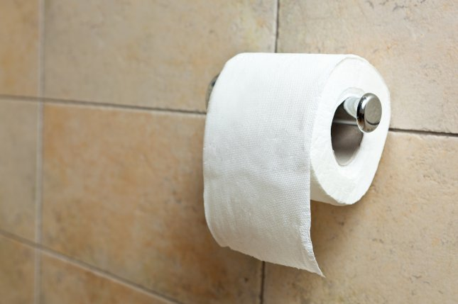 A roll of toilet paper. Photo by luckyraccoon/Shutterstock.com