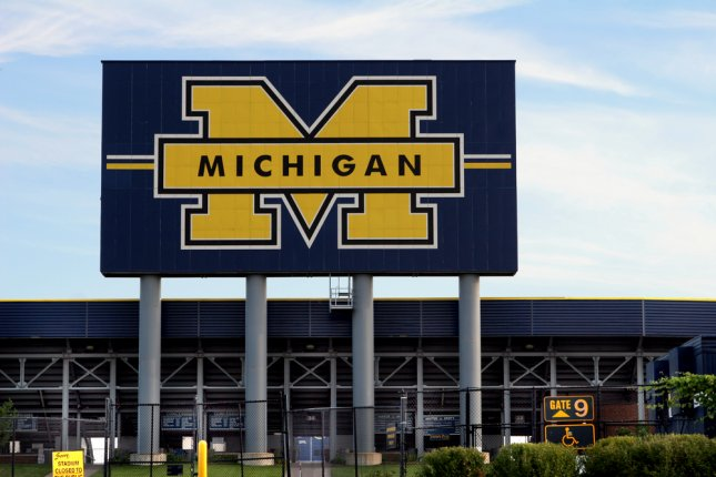 The Michigan Wolverines haven't been tested this year, and that won't change against Colorado this weekend. File photo by Steve Pepple / Shutterstock.com
