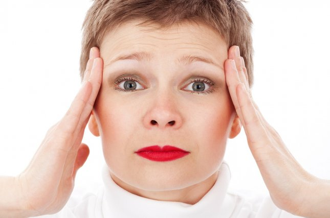 New research found people with migraines may be at higher odds of also having chronic dry eye disease, especially seniors. Photo by pixabay