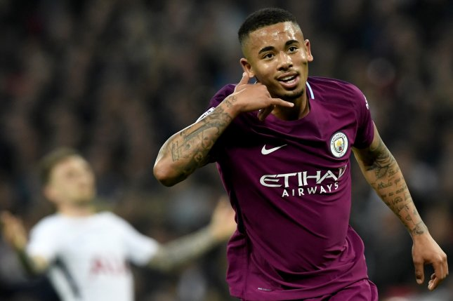 Manchester City dominate PFA Premier League Team of the Year