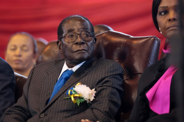 Mugabe resigns as president of Zimbabwe - UPI.com