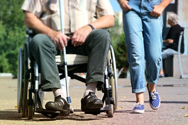 A study found one in four adults reported they have a disability that impacts major life activities. The report was issued Thursday by the Centers for Disease Control and Prevention. Photo by klimkin/Pixabay