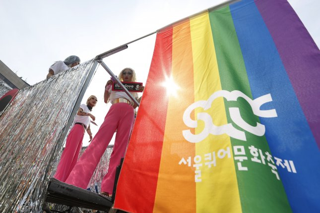 A South Korean transgender woman confirmed Friday she is leaving her university, citing harassment. File Photo by Jeon Heon-kyun/EPA-EFE