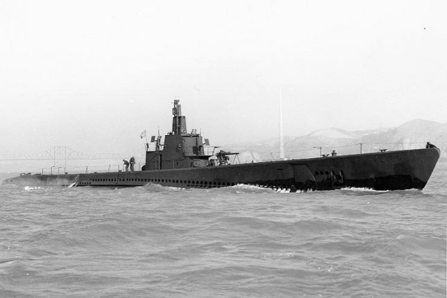 On May 24, 1939, the U.S. Navy submarine Squalus went down off New Hampshire in 240 feet of water. Twenty-six men died. File Photo courtesy of the U.S. Navy