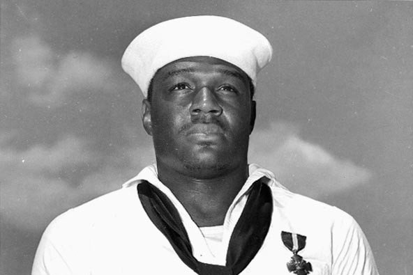 The Navy will name its next Ford-class carrier after Doris Miller, who manned a machine gun during the Pearl Harbor attack and was the first black sailor to receive the Navy Cross.