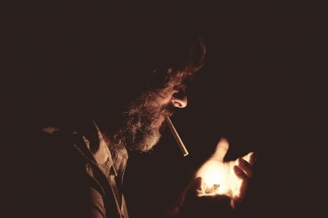 Compared to nonsmokers, the risk of fatal bleeding in the brain was three times higher among heavy and moderate smokers, and 2.8 times higher among light smokers, a new study found. Photo by Free-Photos/Pixabay