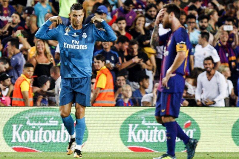 Real Madrid congratulate Cristiano Ronaldo