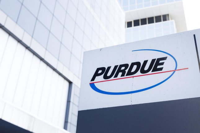 Under the settlement, Purdue would make millions of documents public, direct $175 million from the Sackler family to go toward fighting the opioid crisis and require members of the family to give up ownership in the company. File Photo by Justin Lane/EPA-EFE