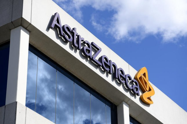 Biopharmaceutical company AstraZeneca responded Thursday to questions about its COVID-19 vaccine. Photo by Dan Himbrechts/EPA-EFE