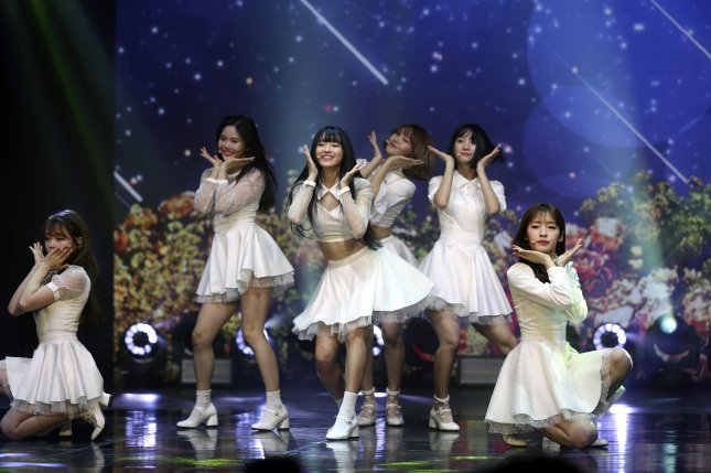 Oh My Girl will release track films and teaser photos for their EP Dear OhMyGirl, along with lyric, song and dance previews for Dun Dun Dance. File Photo by Yonhap News Agency/EPA-EFE