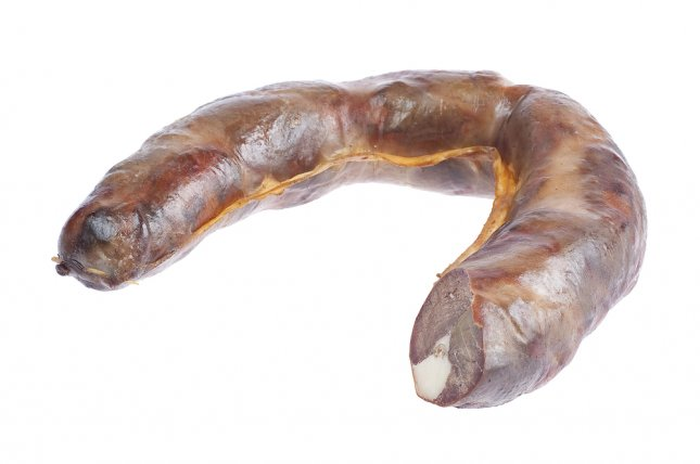 A traditional horse meat sausage. Photo by Oleg Kormushin/Shutterstock.com