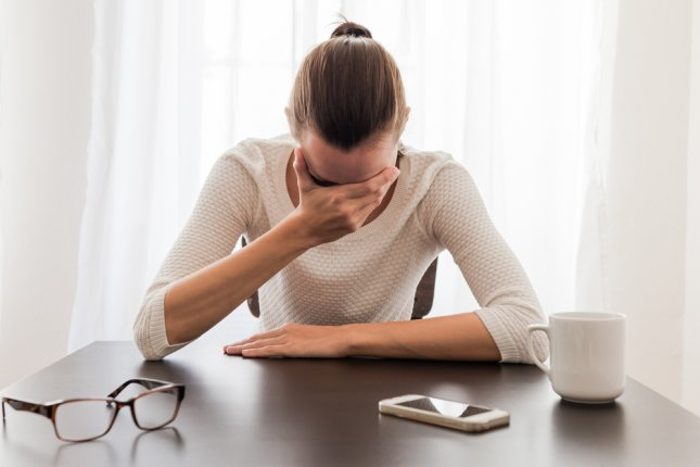 Death rates are on the rise among working-age Americans due to increases in drug overdose and suicide, among other causes.Depressed businesswoman. Photo by KieferPix/Shutterstock