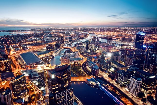 Melbourne, Australia, for the seventh year in a row was named the world's most livable city by the Economist Intelligence Unit. Photo by Andrey Bayda/Shutterstock