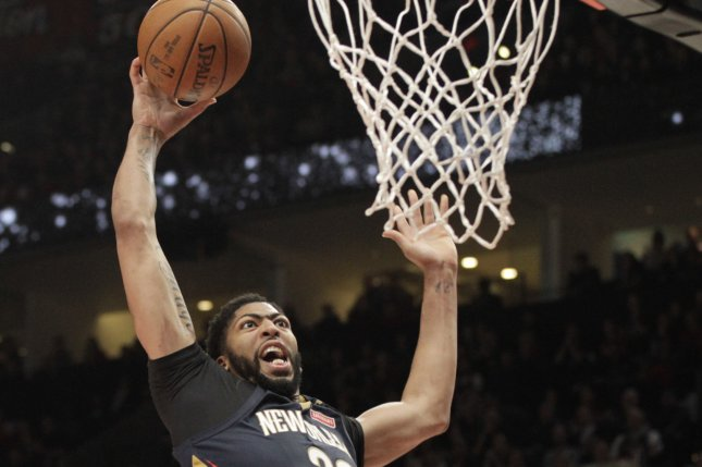 Miami Heat Hold Off Anthony Davis New Orleans Pelicans