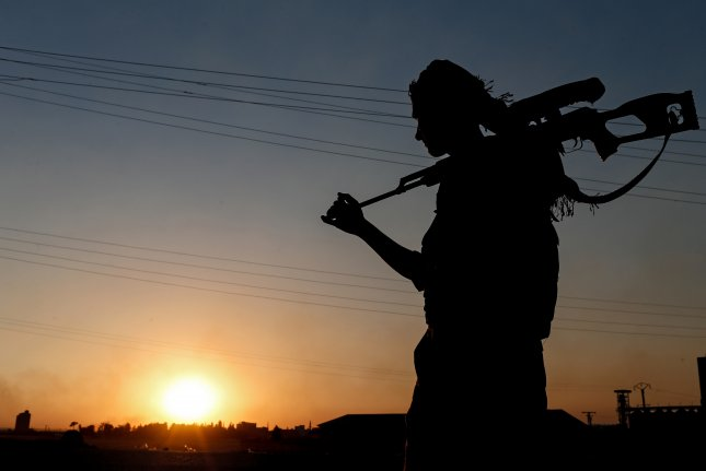 USA  may have dispersed equipment to Syrian Kurds 'very quickly'