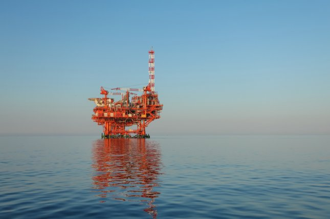The CEO of Royal Dutch Shell said the group was bullish regarding expectations of natural gas demand growth. Photo by UPI