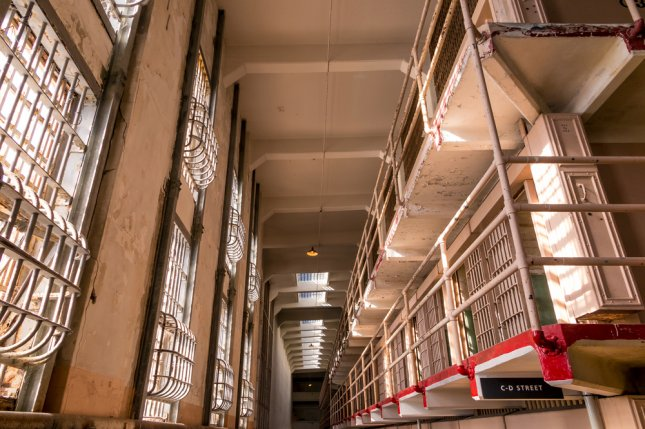 Prison and jail populations fell by 10 percent from 2007 to 2017, the latest data from the Justice Department shows. File Photo by f11photo/Shutterstock.