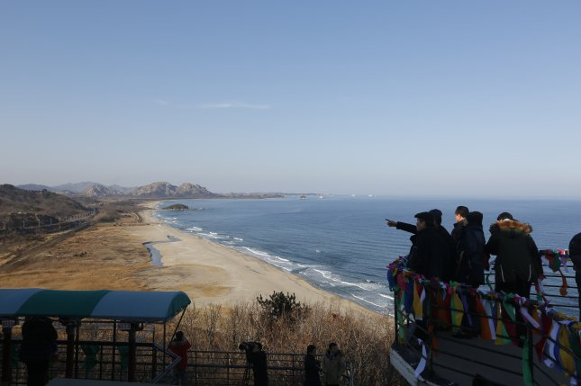 North Korea has not responded to South Korea offers to send individual tourists. File Photo by Jeon Heon-kyun/EPA-EFE