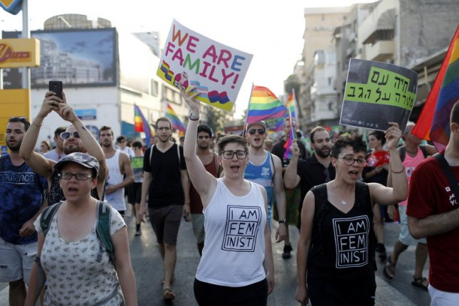 The ruling is a major victory for LGBT advocates, who have opposed the surrogacy law for two years. File Photo by Abir Sultan/EPA-EFE