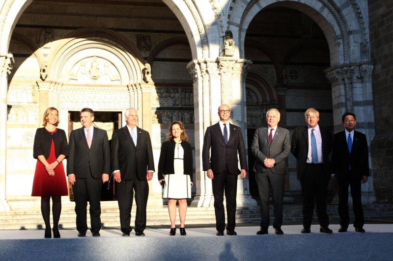 C7 rejects Russian sanctions
